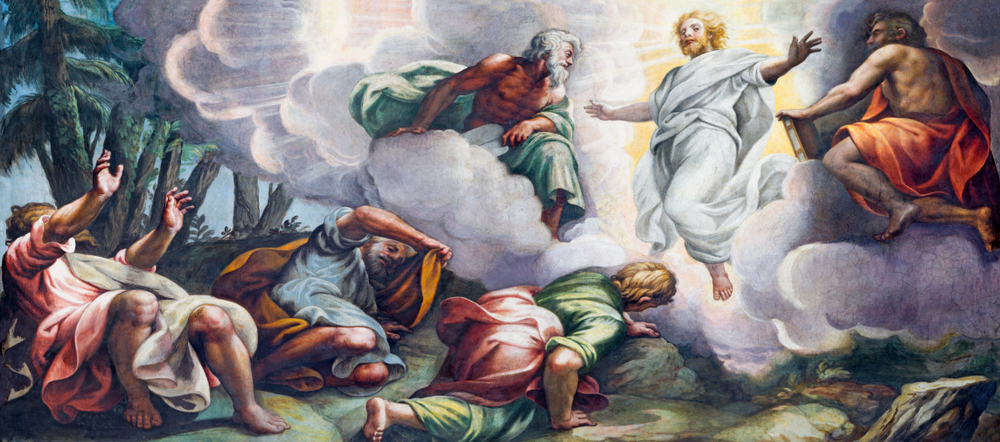 Celebrating the Feast of the Transfiguration