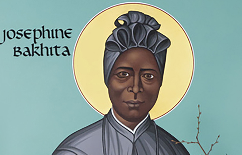 Saint Josephine Bakhita • Saint stories