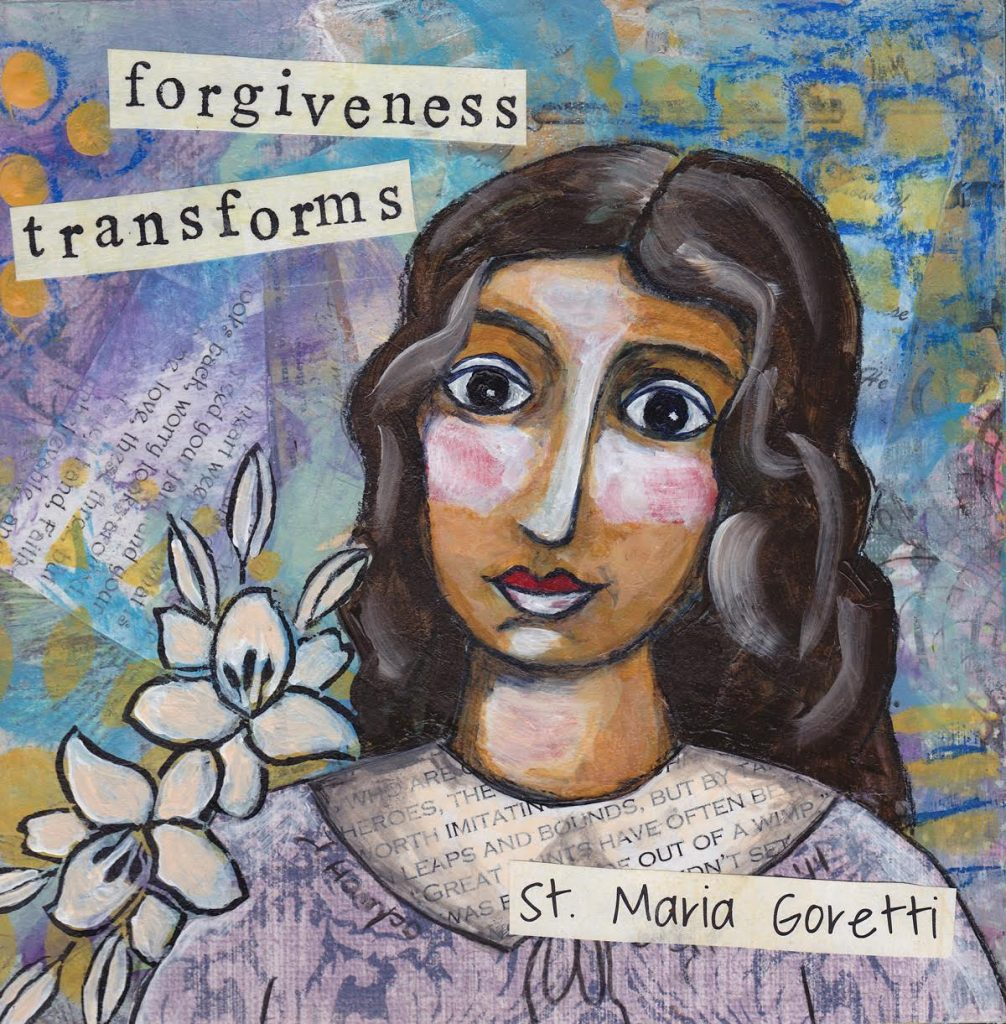 Saint Maria Goretti • Saint stories