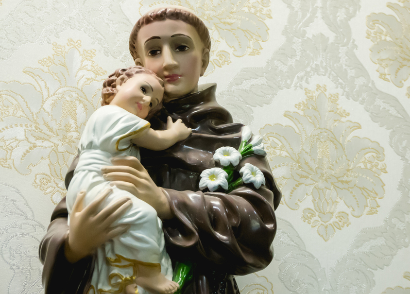 Saint Anthony of Padua • Saint stories