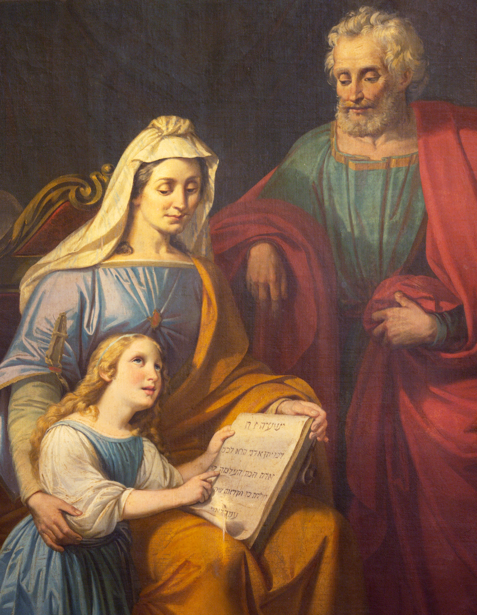 10 simple ways to celebrate the feast day of Saints Joachim and Anne