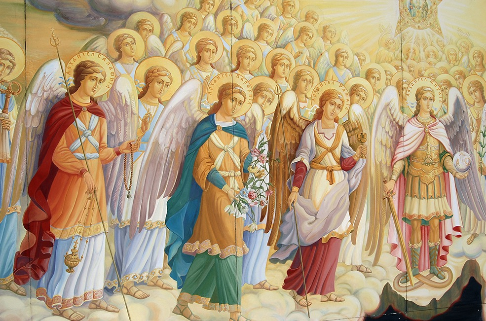 7 ways to Celebrate the Feasts of the Angels