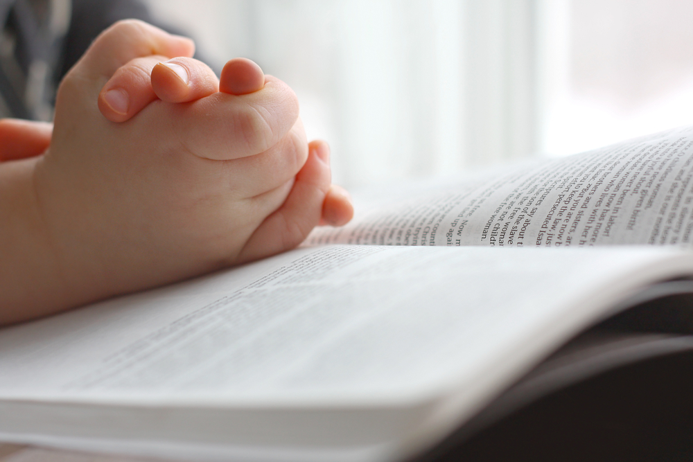 Lectio divina for kids: Teach your kids to pray with Scripture