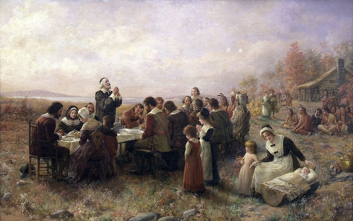 12 Thanksgiving prayer ideas