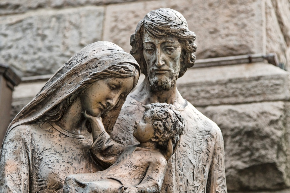 A family consecration to the Holy Family