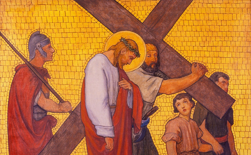 Doing the Stations of the Cross with your kids