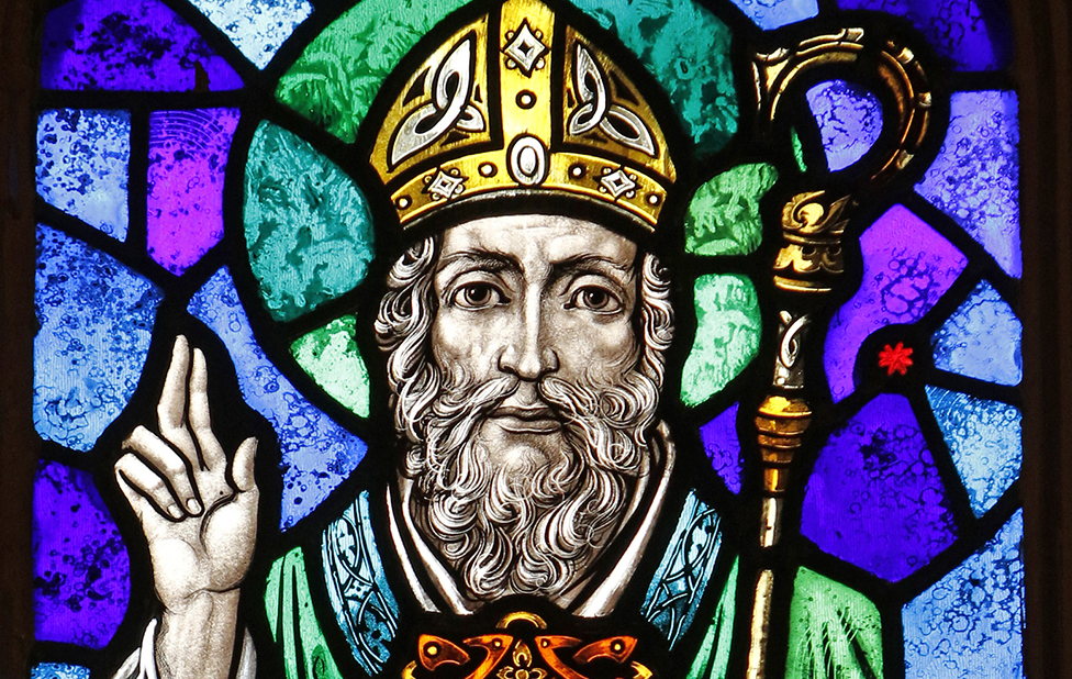 Meet St. Patrick! • Saints for kids