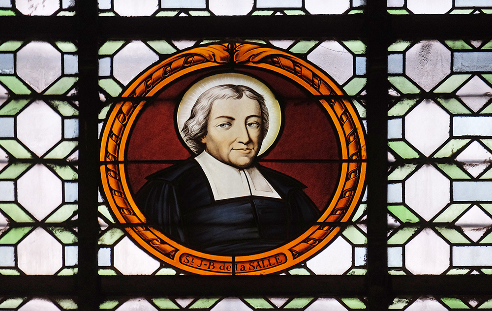 Meet St. John Baptist de La Salle! • Saints for kids