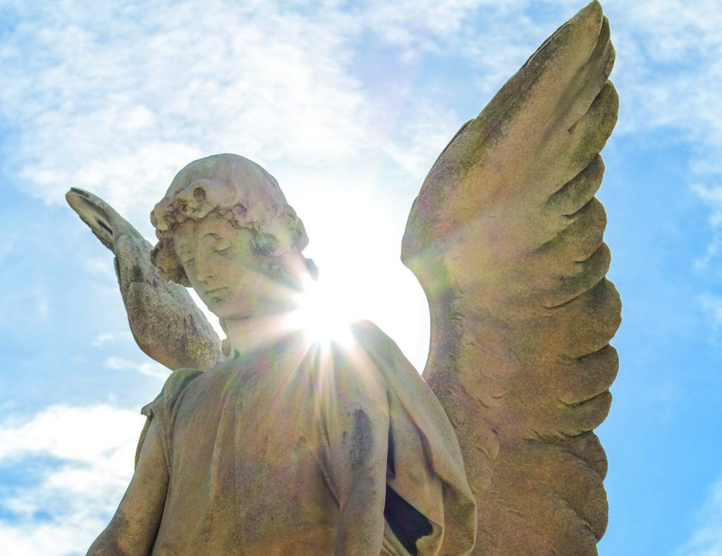 Are guardian angels real?