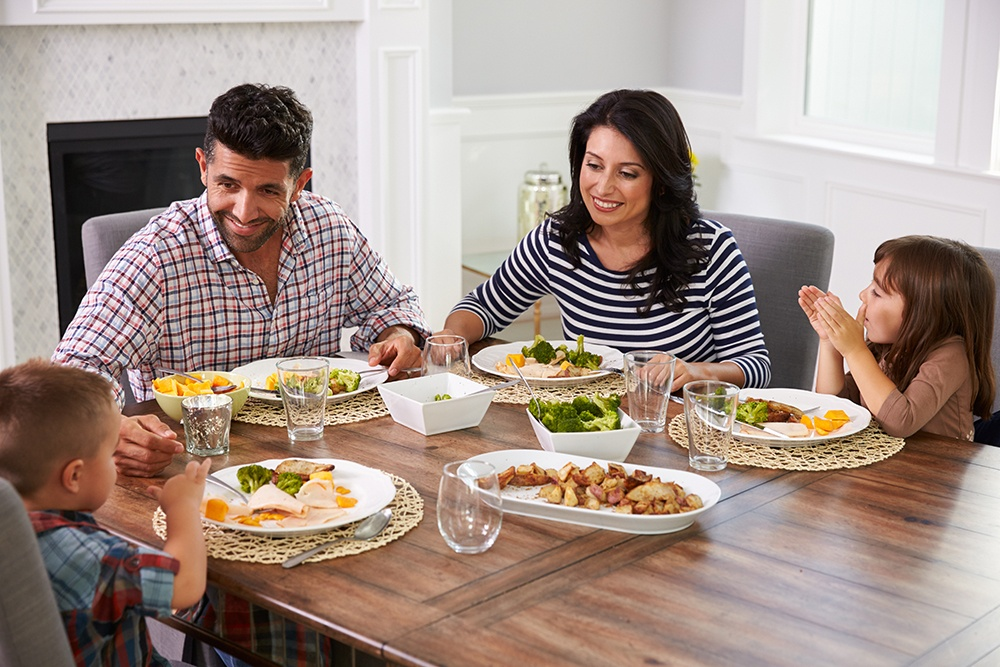 Face-to-face: Why actively connecting with family matters
