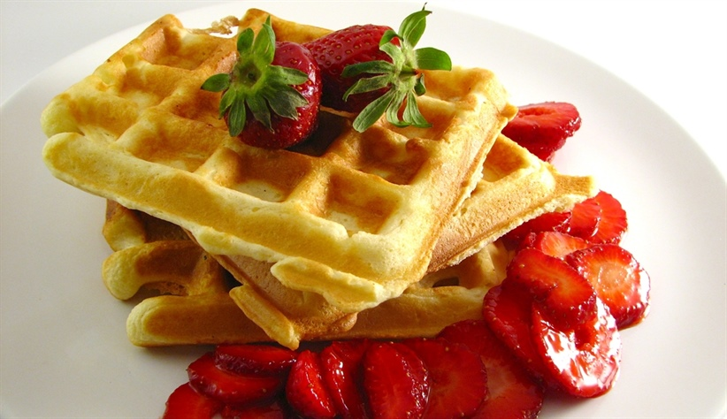 Waffles for dinner?! And other ideas for September celebrations