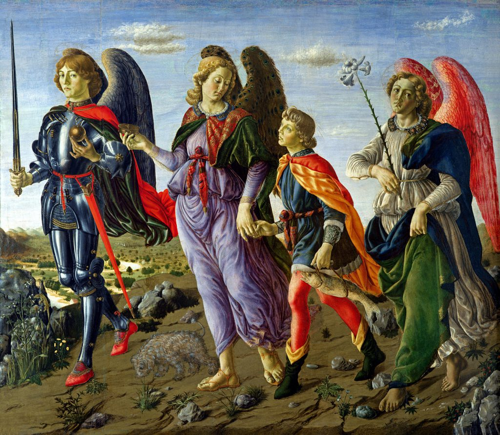 Raphael, Michael and Gabriel: Feast of the Archangels