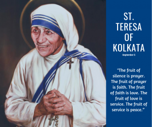 St Teresa Feast Day