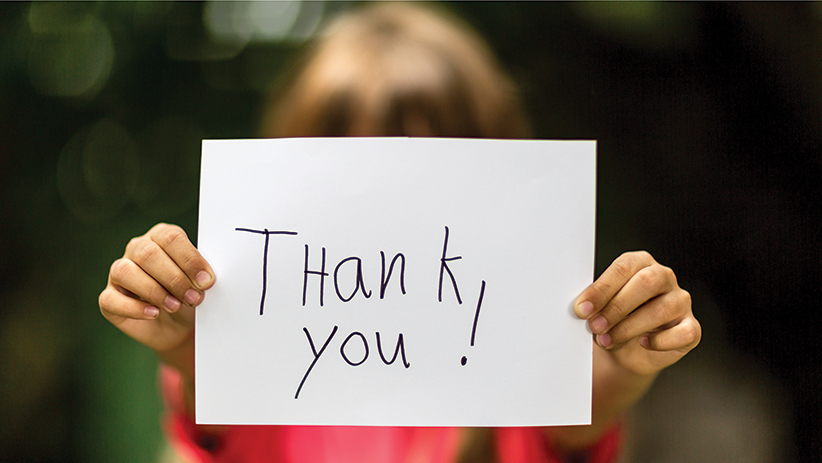 7 ways to say 'thanks' to God