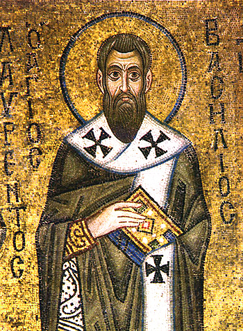 St. Basil and the Holy Spirit