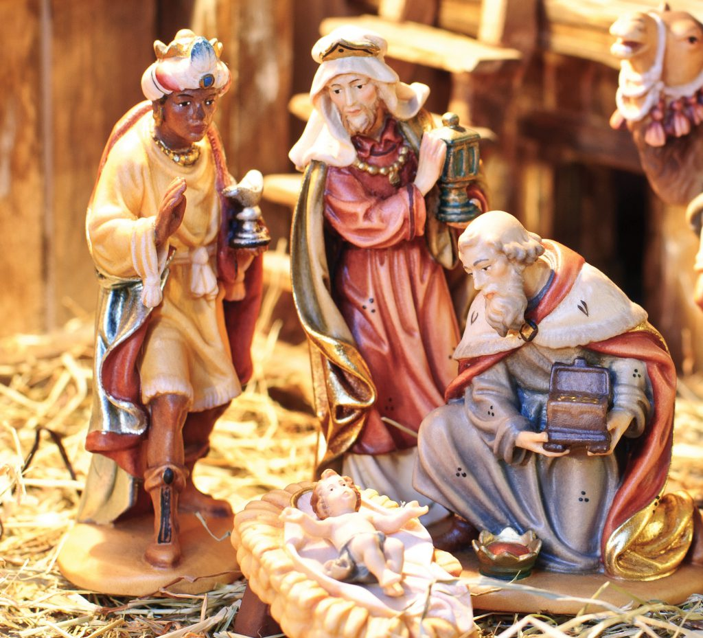 The Magi and me: Bringing gifts to Jesus