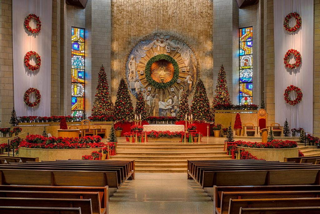 Tips for Christmas Mass with kids