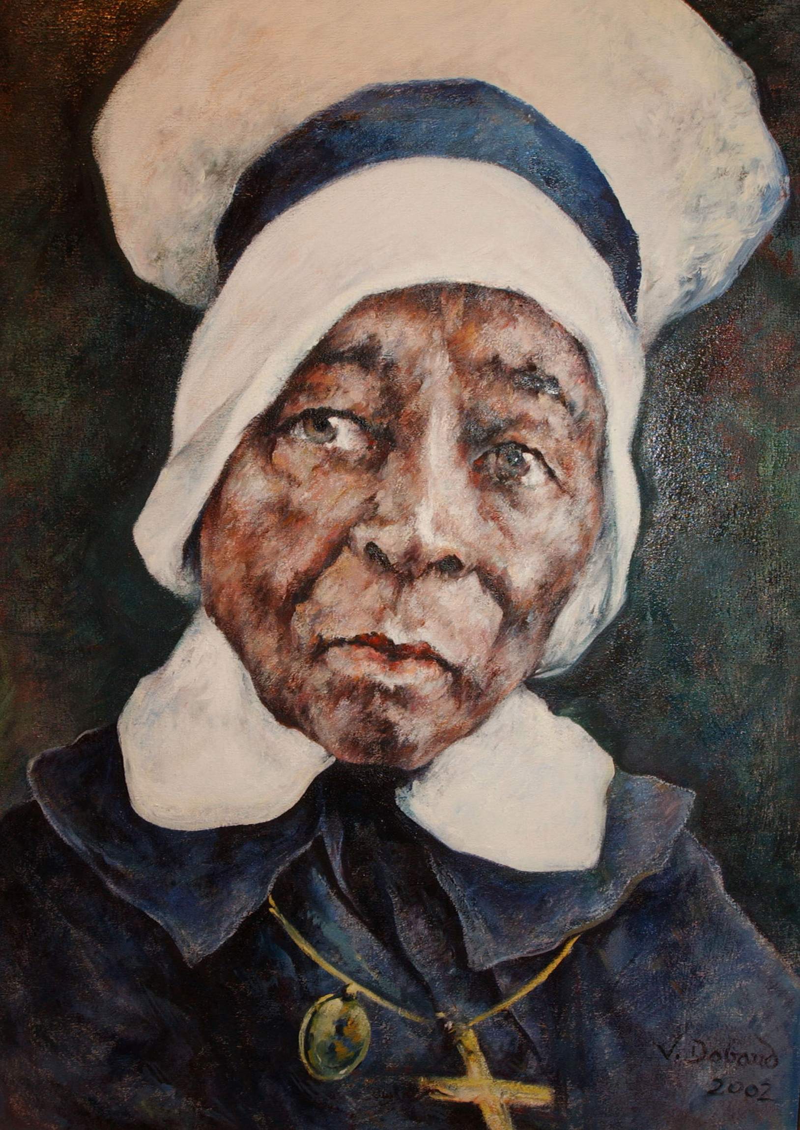 Servant of God Mary Lange: Founded first U.S. order for black sisters