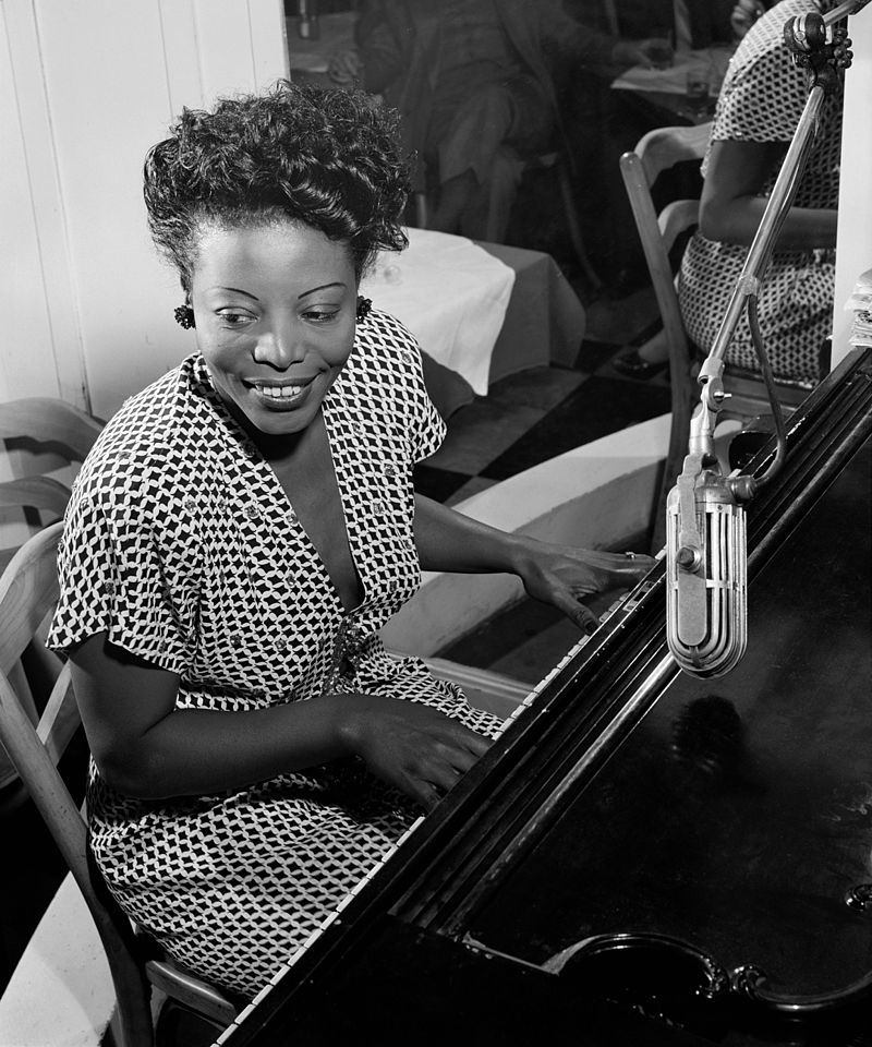 Mary Lou Williams: Found faith in Christ's Church
