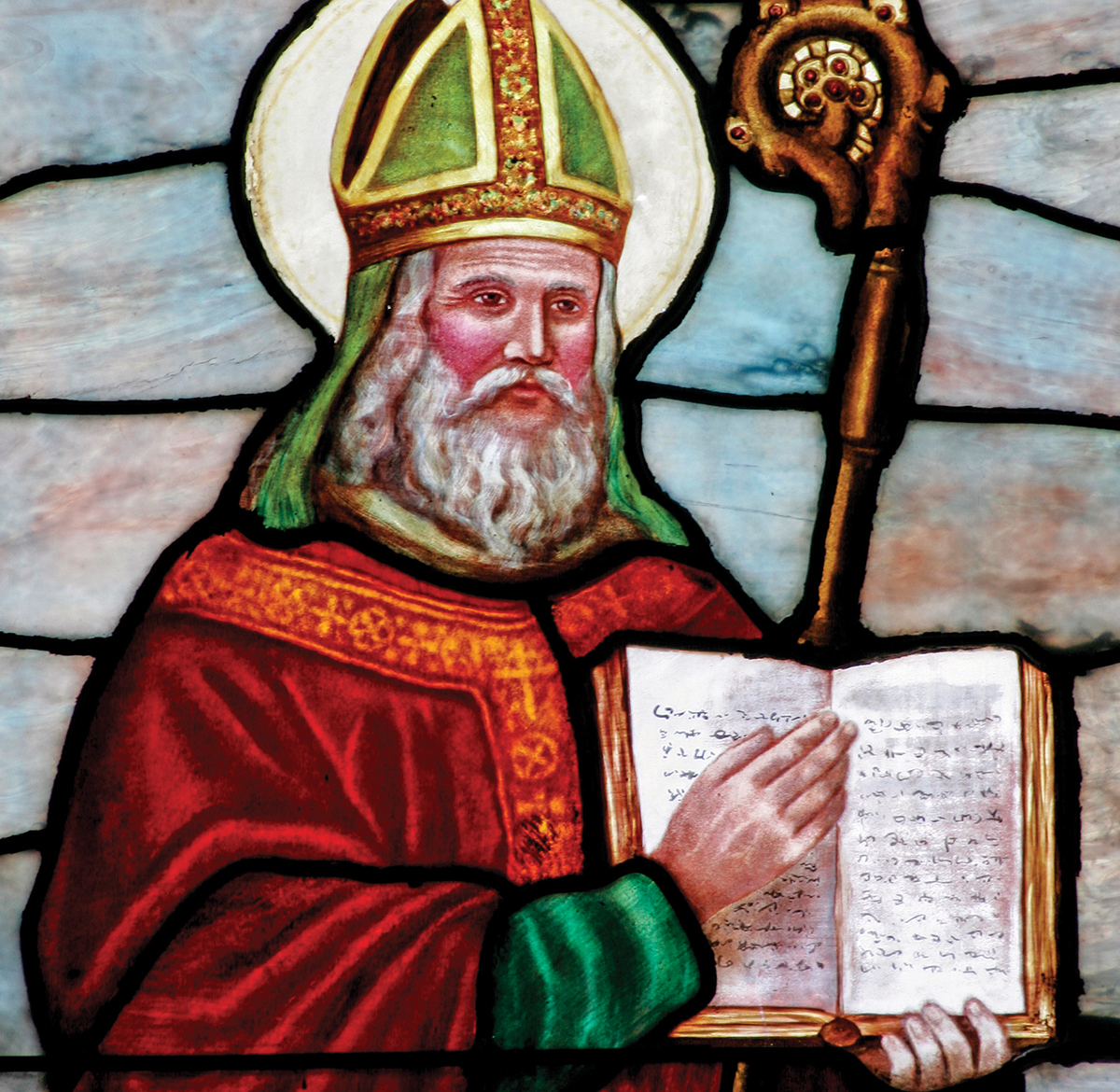 St. Patrick's Day: Joy during Lent