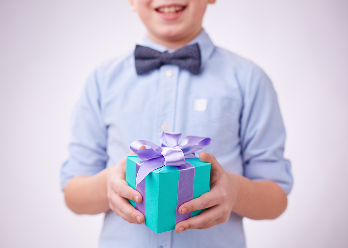 Nontraditional First Communion gift ideas for boys