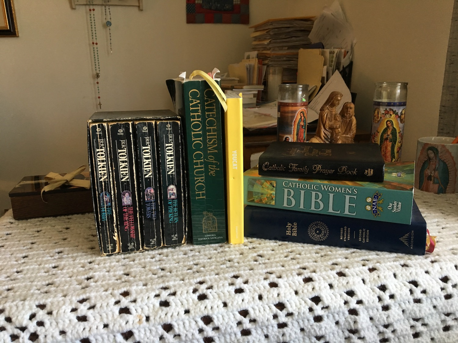 Five Catholic books every home should have