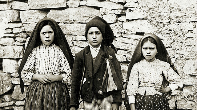 Our Lady of Fatima: The visionaries