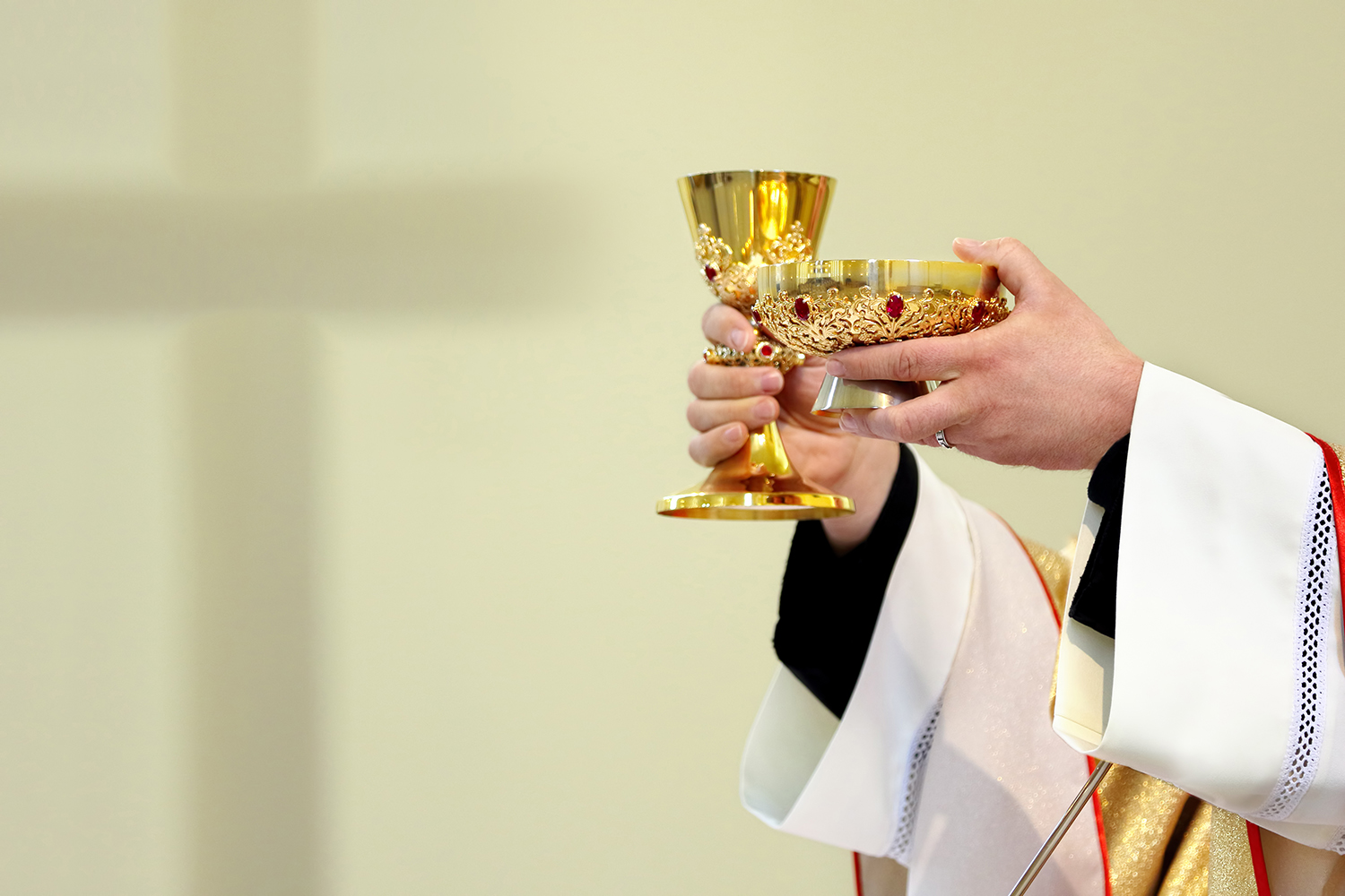 Teaching the realities of the Eucharist