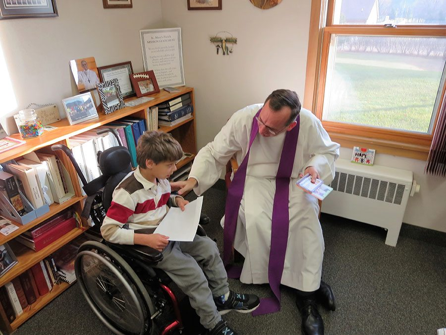 Preparing for First Reconciliation when your child has special needs